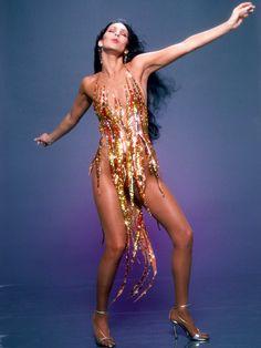 I love Cher. I really, really, really do!
