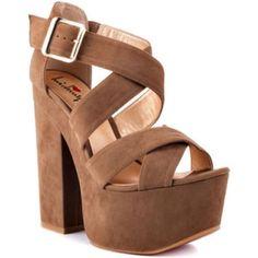 Luichiny Chunky Heels