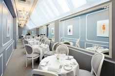 Dior Cafe | Harrods and Dior - The Luxurious Collaboration | Olivia Palermos Style Blog and Website