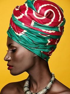 Attaché foulard