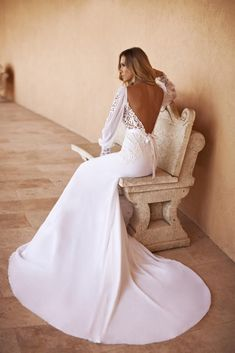 Pinterest gorgeous wedding gowns | Julie Vino S/S 2014 Bridal Collection - Fashion Diva Design