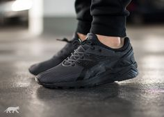 save off 2387f b983c Now Buy Asics Gel Kayano Trainer Evo Womens Black Friday New Release Save  Up From Outlet Store at Pumaslides. AdidasskorAir JordanJordan ShoesSkor