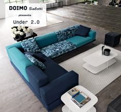 Doimo Salotti presenta Under 2.0
