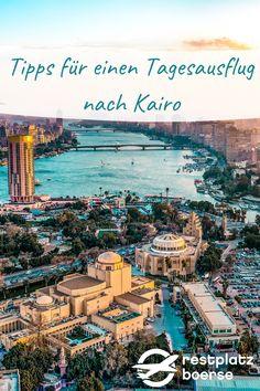 Der perfekte Tagesausflug! Schau dir einen Tag Die Millionenmetropole Kairo an. Die Stadt bietet dir von der Sphinx über die Pyramiden bis zum Roten Meer das komplette Paket. #Urlaub #Tipps #Urlaub #Reisen #kairo Kairo, Hotels, Roadtrip, Memphis, Movies, Movie Posters, Europe, Vacation Travel, Red Sea
