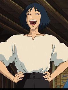 Howl's Moving Castle, Totoro, Studio Ghibli Art, Studio Ghibli Movies, Hayao Miyazaki, Personajes Studio Ghibli, Howl Pendragon, Anime Love, Anime Guys