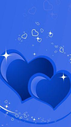 Pin by lynn hays on hearts 2 открытки, любовь, фон. Heart Iphone Wallpaper, Name Wallpaper, Screen Wallpaper, Love Backgrounds, Heart Background, Blue Wallpapers, Blue Aesthetic, Shades Of Blue, Prints
