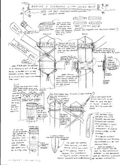 Medieval Sword Scabbard How to Project