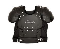 Umpires Protection 159051: Champion Sports Umpire Chest Protector 17-Inch Free Shipping -> BUY IT NOW ONLY: $87.66 on eBay!