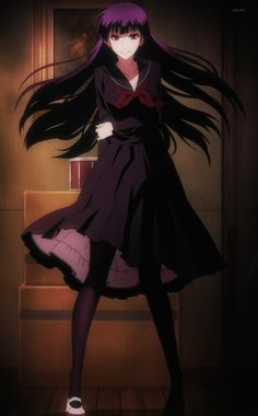 Anime involving ghosts 1: Tasogare Otome X Amnesia