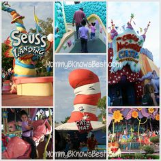 Site for Universal is currently down.  Seuss Landing MommyBKnowsBest