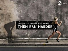 never give up run harder running sport fitness workout motivation quote ran aliyari
