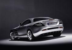 Mercedes-Benz SLR McLaren (2003-2009) - Photo: René Staud
