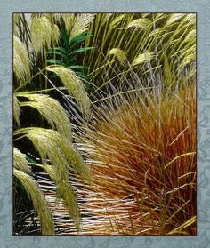 Embroidery Grass