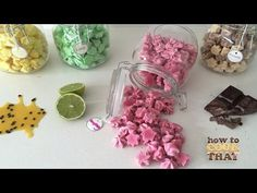 GIVEAWAY & Fruity Meringue Kisses Recipe - HowToCookThat : Cakes, Dessert & Chocolate
