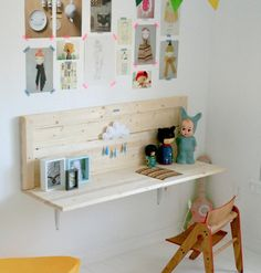 Bureau enfant #wood