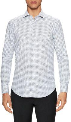 Etro Men's Paisley Printed Dress Shirt
