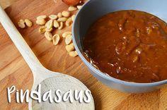 Weg met die pindasaus uit de supermarkt vol vet en suiker! Zie hier het recept voor zelfgemaakte pindasaus, makkelijk en snel klaar!