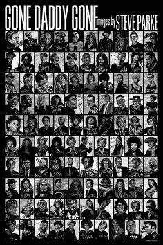 Show Poster Design by Dave Pugh Desig… Alex Chilton, Isaac Hayes, Daddy Go, Dizzy Gillespie, Bon Scott, Jeff Buckley, Roy Orbison, Duke Ellington, Ella Fitzgerald