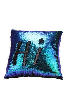 Sequin Pillow - GoodHousekeeping.com