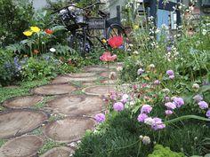 2013 Show Garden - Cottage Garden