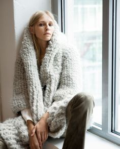 soft chunky knits