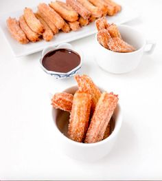 How to Make the Best Damn Churros This Side of Spain—Right in Your Own Home