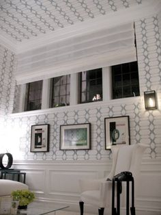 Allen Roth Wallpapers And Ceiling Tiles On Pinterest