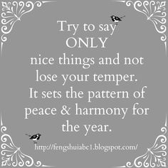 Feng shui can bring more harmony and peace into your life. http://fengshuiabc1.blogspot.com/