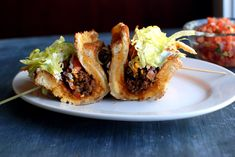 Grilled Cheese Tacos