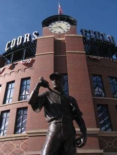 Another great shot of Coors Field Denver, CO