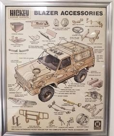 Chevrolet Cheyenne Blazer: Accessories Models LineUp by Hickey Enterprises Incorporated Chevy Truck Models, Chevy Pickup Trucks, Classic Chevy Trucks, Lifted Ford Trucks, Gm Trucks, Chevy Pickups, Cool Trucks, Chevy C10, Ford Models