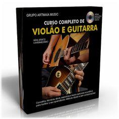 DICAS E AULAS DE VIOLÃO E GUITARRA: Curso Completo de Violão e Guitarra - Versão…