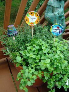 garden marker craft