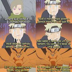 Kurama no modo esculacho total Naruto Meme, Naruto Shippuden Sasuke, Naruto Sasuke Sakura, Naruto Funny, Sasunaru, Narusasu, Naruhina, Hinata, Manhwa