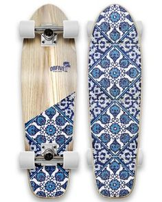 Morocco Cruiser Skateboard - OBfive Skateboards More