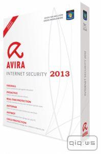 Avira Internet Security 2013 License Key + Crack Full Download
