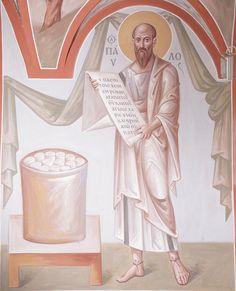 Byzantine Art, Orthodox Icons, Romans, Fresco, Saints, Creations, Symbols, Philosophy, Fresh