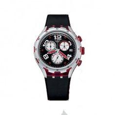 Reloj Swatch Red Wheel YYS4004