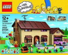 ✝☮✿★ LEGO LOVE ✝☯★☮ FAZEmagThe Simpsons & LEGO: ab Februar am Start!