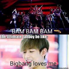Well, *singing* BAM BAM BAM!! :D