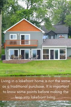 No traffic jams, no long travel after work. Only here in the Oakland County lakefront properties. Call for more details! Lakefront Homes For Sale, Lakefront Property, Waterfront Homes, Oakland County Michigan, Long Lake, Shed, Outdoor Structures, House Styles, Lakes