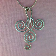 Fork Pendant by ThatSilverTouch on Etsy