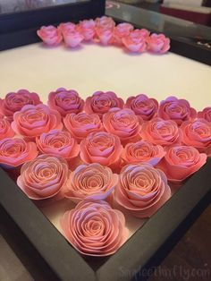 rose box fill