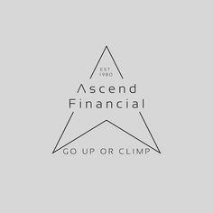 "Check out my @Behance project: ""Ascend Financial Logo"" https://www.behance.net/gallery/43956399/Ascend-Financial-Logo"