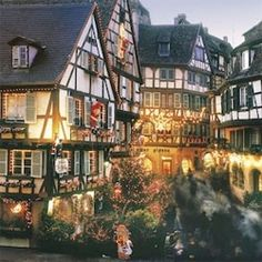 Christmas in Alsace from Andrew Harper.