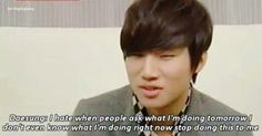 This is random actually hahaha #DAESUNG #BIGBANG #BIGBANGQUOTE