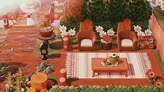 Animal Crossing Wild World, Animal Crossing Guide, Animal Crossing Qr Codes Clothes, Animal Games, My Animal, Ac New Leaf, Island Design, Rustic Theme, Inspiration