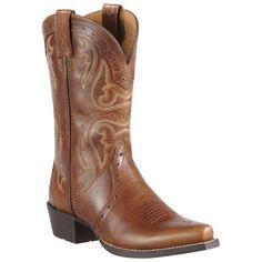 Ariat Kid's Heritage Western Boots
