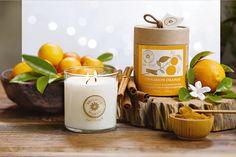 Brighter World Kaneli & appelsiini -kynttiläpurkki. #partylite #candles #present #ideas #lahjaideoita