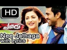 Yevadu Movie | Nee Jathaga Full Song With  Lyrics | Ram Charan Teja,Shru...
